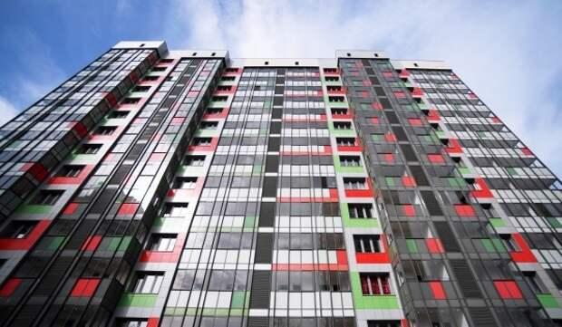 В ЖК «Микрорайон Домашний» введен в эксплуатацию дом на 861 квартиру