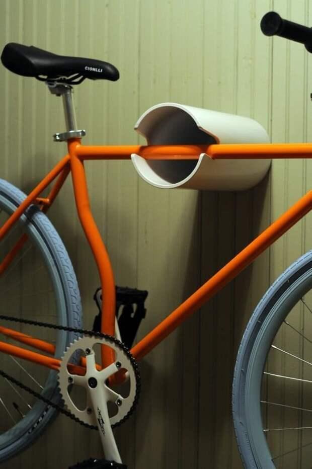 Разные полки куда для подвешивания на стене Фабрика идей, велосипед, гениально, интересное, сделай сам, хранение