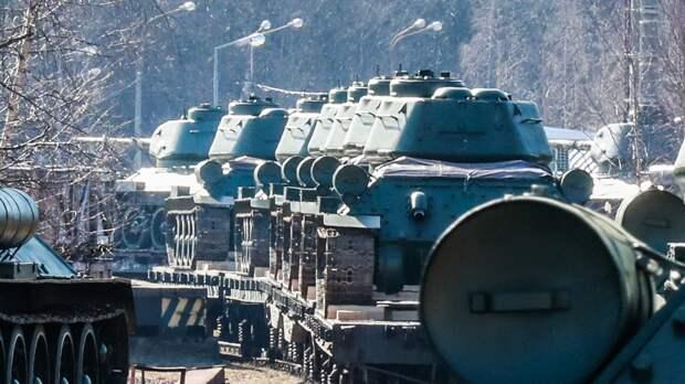 Советские танки вошли в топ-3 самых массовых бронемашин в истории человечества