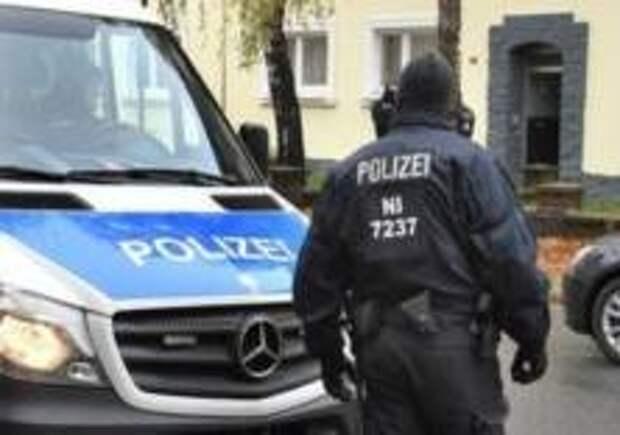 Утечка кислоты произошла во Франкфурте-на-Майне