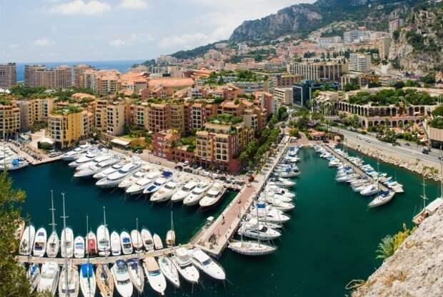 Турпоток россиян в Монако продемонстрировал рост