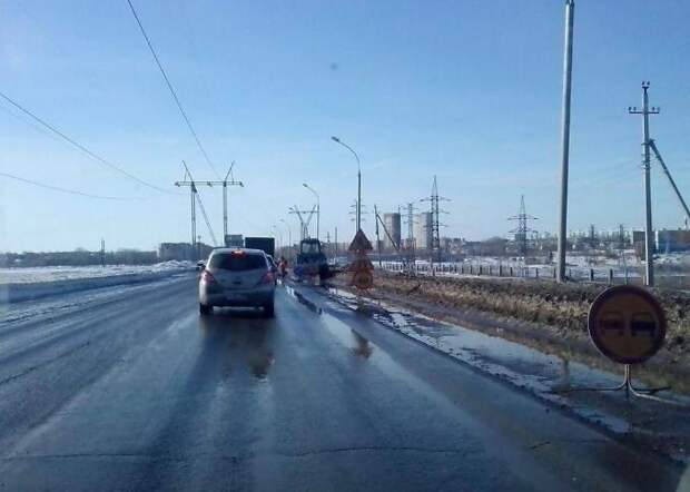 Провести реконструкцию моста ГЭС собрались в Новосибирске