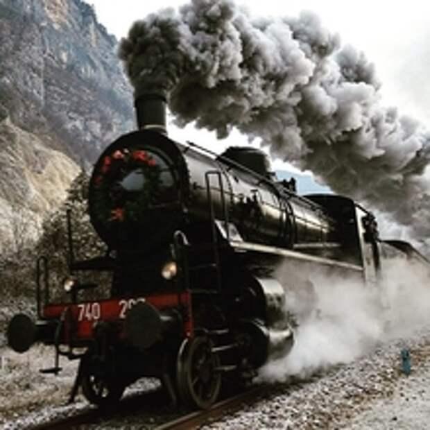 На Рождественские ярмарки Италии на старинном локомотиве: маршруты, даты и стоимость