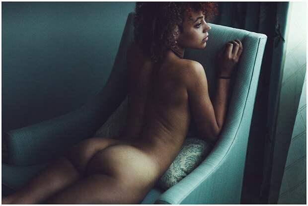 Пятьдесят фунтов похоти: грезы фотографа Дэймона Лобле