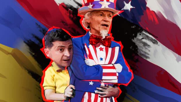 Американцы «на пальцах» объяснили Киеву, какое будущее ждет страну без США