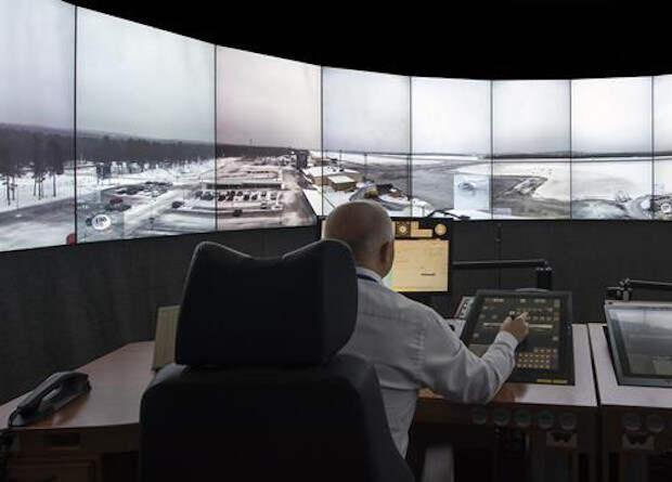Британские ВВС обзаведутся виртуальной диспетчерской