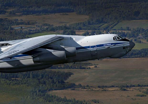 Новые самолеты Ил-76МД-90А продолжают поступать в Военно ...