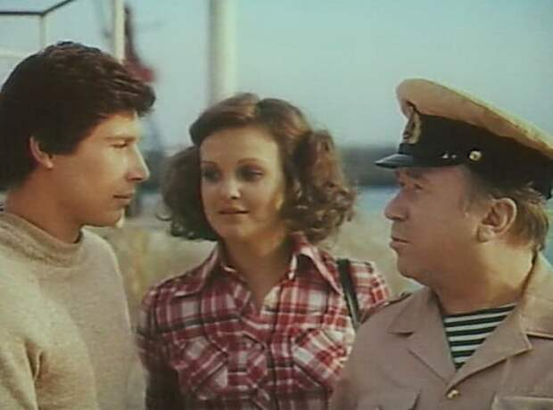Светлана Пенкина в фильме *Берегите женщин*, 1981 | Фото: kino-teatr.ru