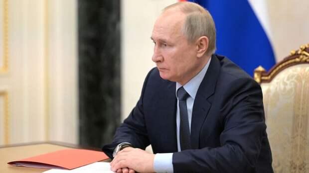 В Китае пришли в восторг от краткого ответа Путина про главных союзников РФ