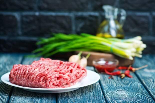 Подборка блюд из мясного фарша