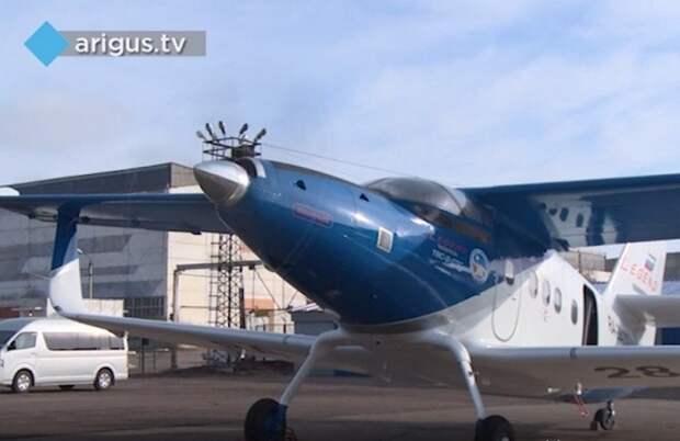 Первый опытный образец «Байкала» будет готов в 2021 году