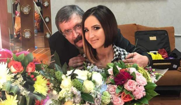 Отец Ольги Бузовой призвал Даву помириться с певицей