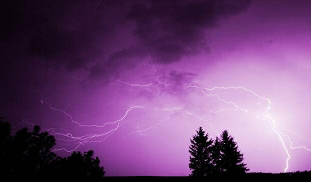 Дожди сгрозами исильный ветер ожидаются ввыходные наСтаврополье