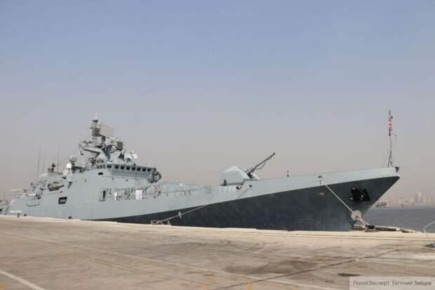 Нестандартный ход РФ на несколько месяцев вывел из игры флот Украины