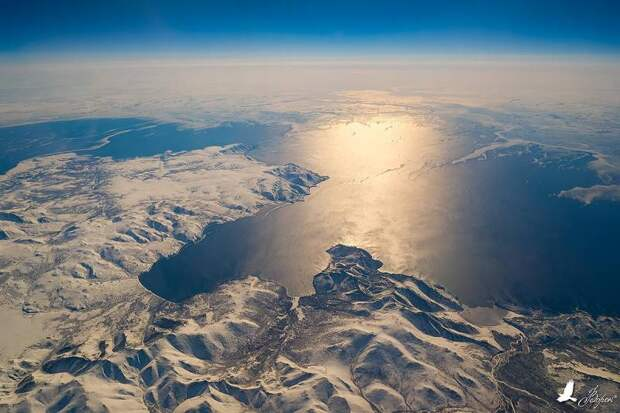 Стратеги – на запад от Камчатки и восточнее Японии
