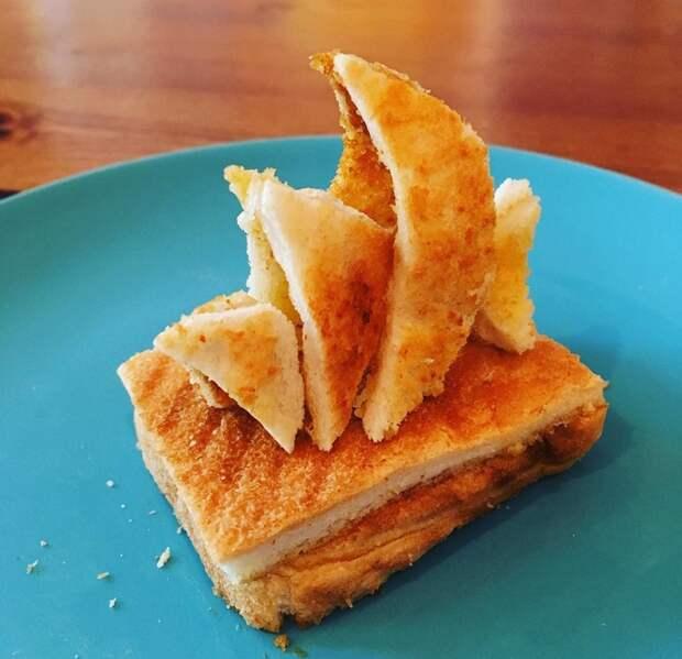 Два кусочка хлеба (2slicesoftoast)