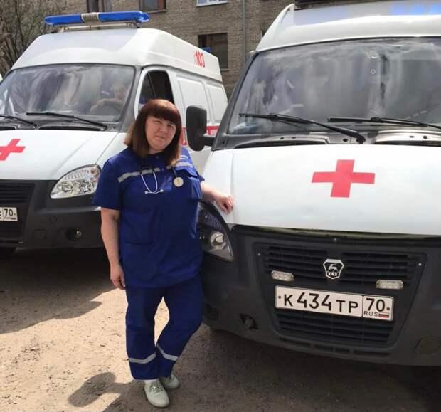 Путин наградил медалью Луки Крымского томского фельдшера «скорой помощи»