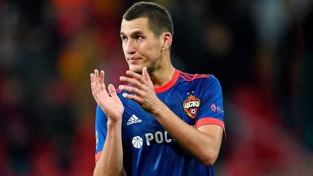 ЦСКА предложил Васину продление контракта