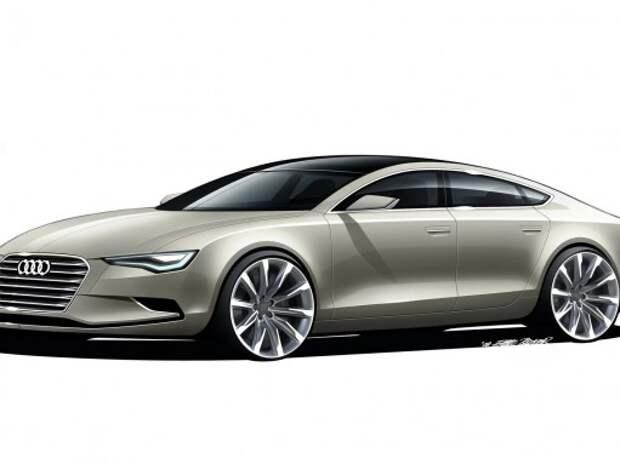 Audi покажет новый дизайн на примере лос-анджелесского концепта