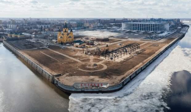 Пять популярных вопросов про благоустройство нижегородской Стрелки