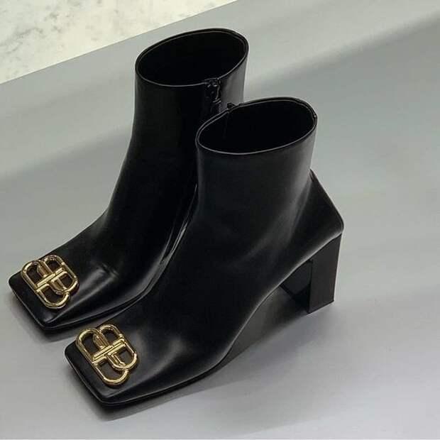 В чем войти в осень: модные обувные варианты современной дамы