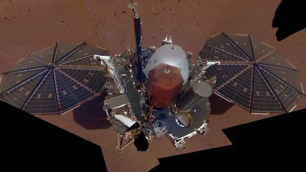 Марсианский зонд InSight может выйти из строя из-за отсутствия ветра