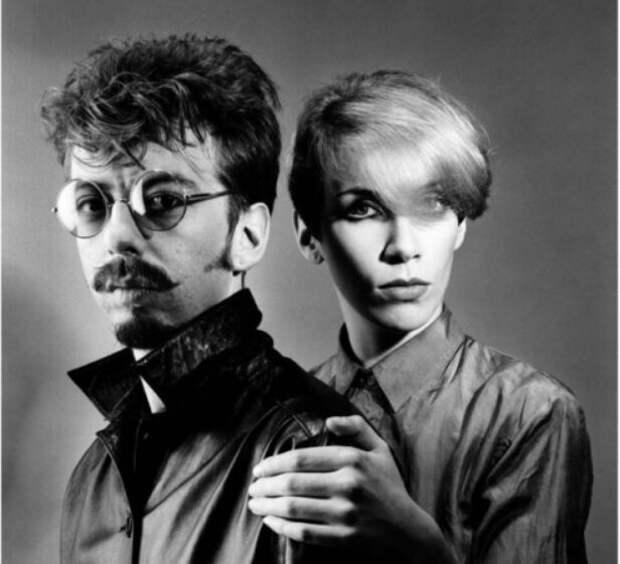Дуэт Dave Stewart & Annie Lennox больше чем дуэт