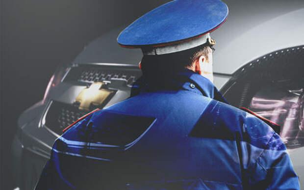 Гаишник-взяточник, который угнал Шниву, оштрафован на 10 000 рублей