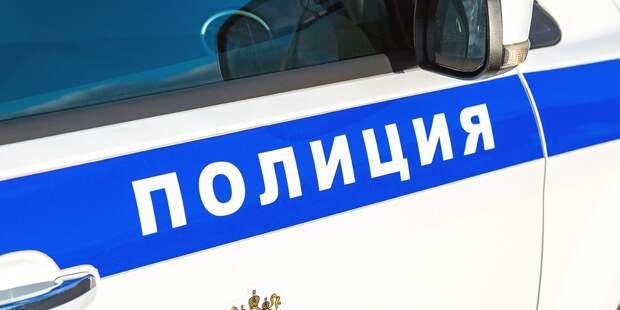 В столице России задержали майора полиции