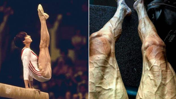 25 редких фото олимпийцев, показывающих, что происходит за кулисами большого спорта