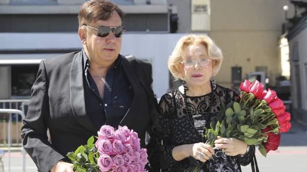 Садальский заявил, что Людмила Максакова предложила ему пожениться