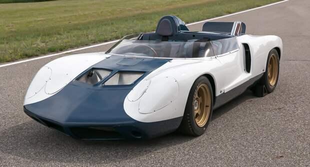 Концепты, которые были созданы для развития среднемоторного Chevy Corvette