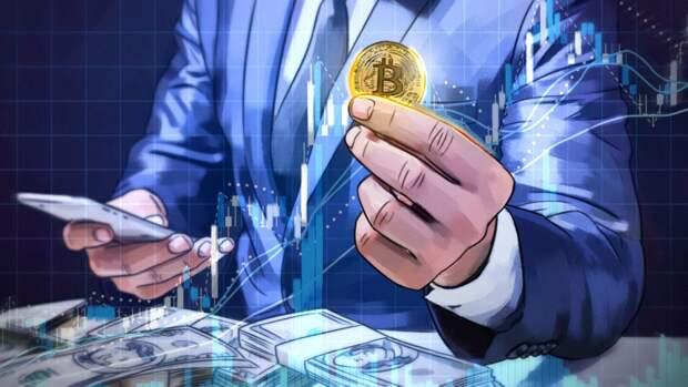 Новый вид заработка на криптовалюте предложили в Goldman Sachs