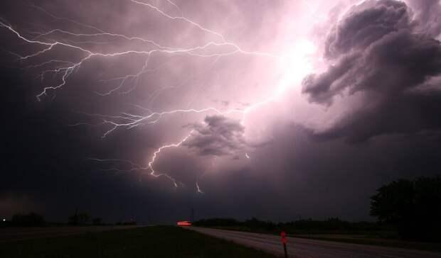 Впятницу вРостове-на-Дону синоптики прогнозируют дождь сгрозой
