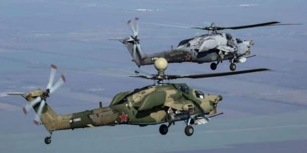Новый российский вертолет будет сопоставим по мощи с бомбардировщиками