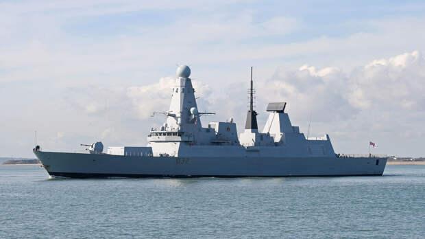 Sohu: Великобритания опозорилась при попытке устрашения России в Черном море