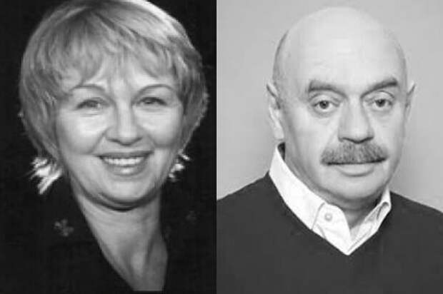 Наталья Беспалова и Ефим Рачевский (фото из свободного доступа в интернете)