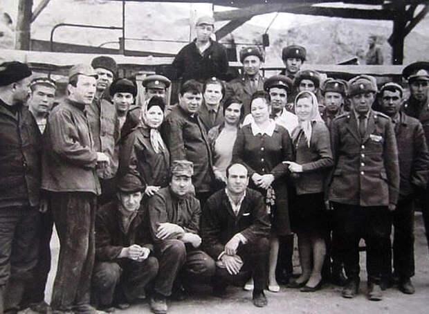 Фотографии со съёмочной площадки фильма «Джентльмены удачи».