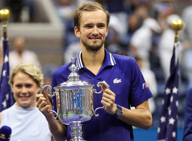 Победоносный Медведев меняет планы.Чемпион US Open будет форсировать чемпионскую гонку