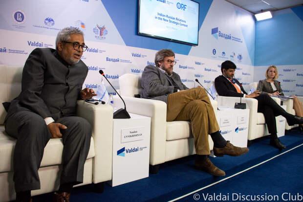 «Индийско-российские отношения в новом стратегическом контексте». Пресс-конференция по итогам