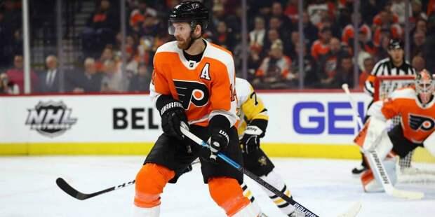 «Филадельфия» победила в НХЛ