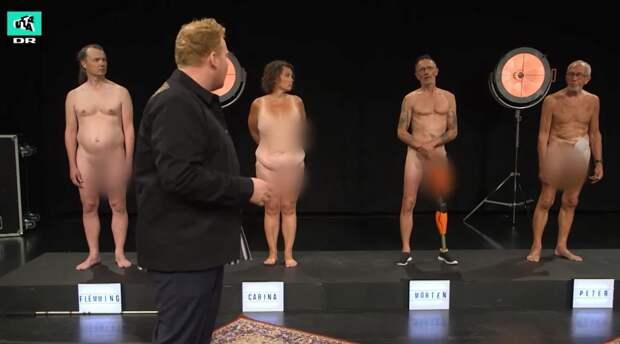 Взрослые показали детям свои гениталии в эфире ТВ-шоу
