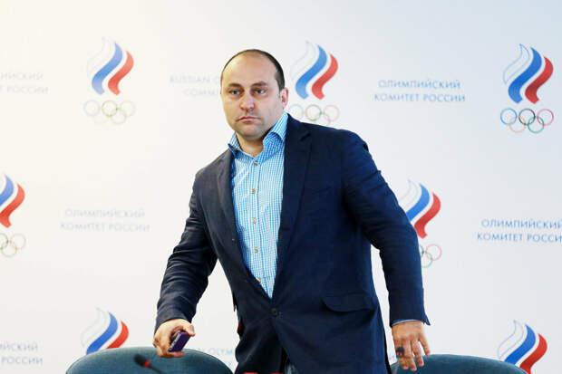 Дмитрий Свищев: МОК прав, спорт должен быть отделен от политических акций и движений