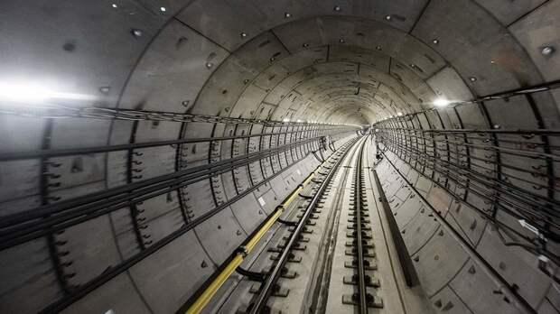 На Рублёво-Архангельской линии метро начинают проходку тоннелей