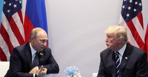Трамп начал терять уважение Путина