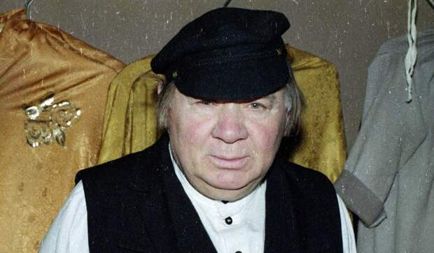 Скончалась вдова Евгения Леонова