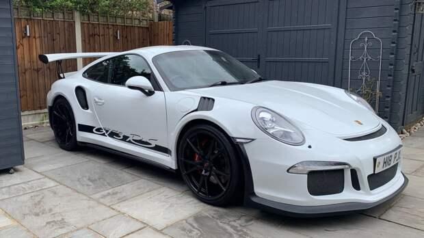Porsche 911 GT3 RS своими руками