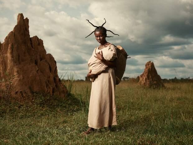 «Сказки Конго»: фотопроект, который заставляет сердце биться вафриканском ритме