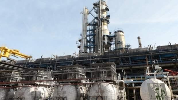 5,5млн тонн нефти переработали белорусские НПЗ сначала года