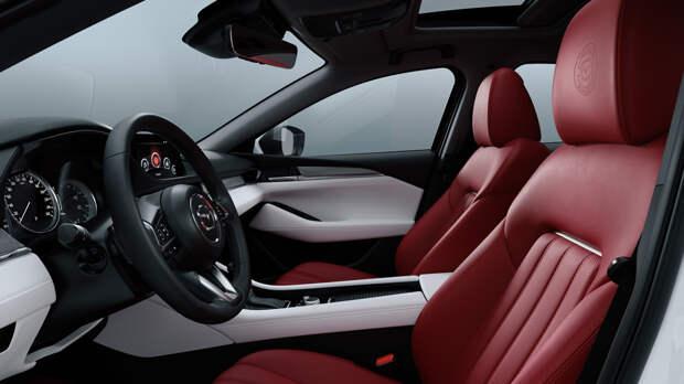 Mazda отметила 100-летний юбилей спецверсией для трёх моделей